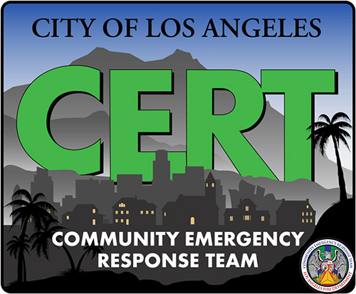 City of Los Angeles CERT